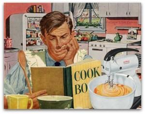 man-cooking